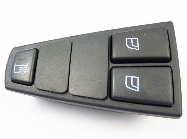 Botao Interruptor Vidro Eletrico e Desembacador Caminhao Volvo FH FM e NH