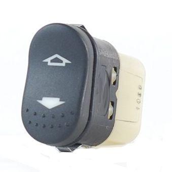 Botao Interruptor Vidro Eletrico Ford Focus de 2000 a 2008 Simples