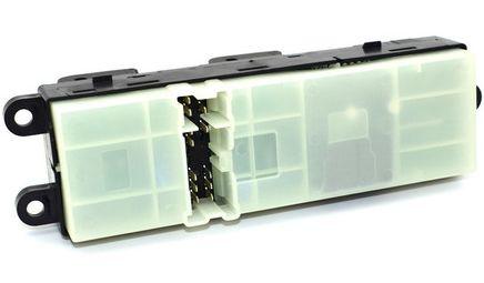 Botao Interruptor Vidro Eletrico Frontier 2.5 Diesel De 2008 A 2015 Com 1 Conector