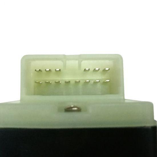 Botao Interruptor Vidro Eletrico Hilux e Sw4 de 1998 à 2004