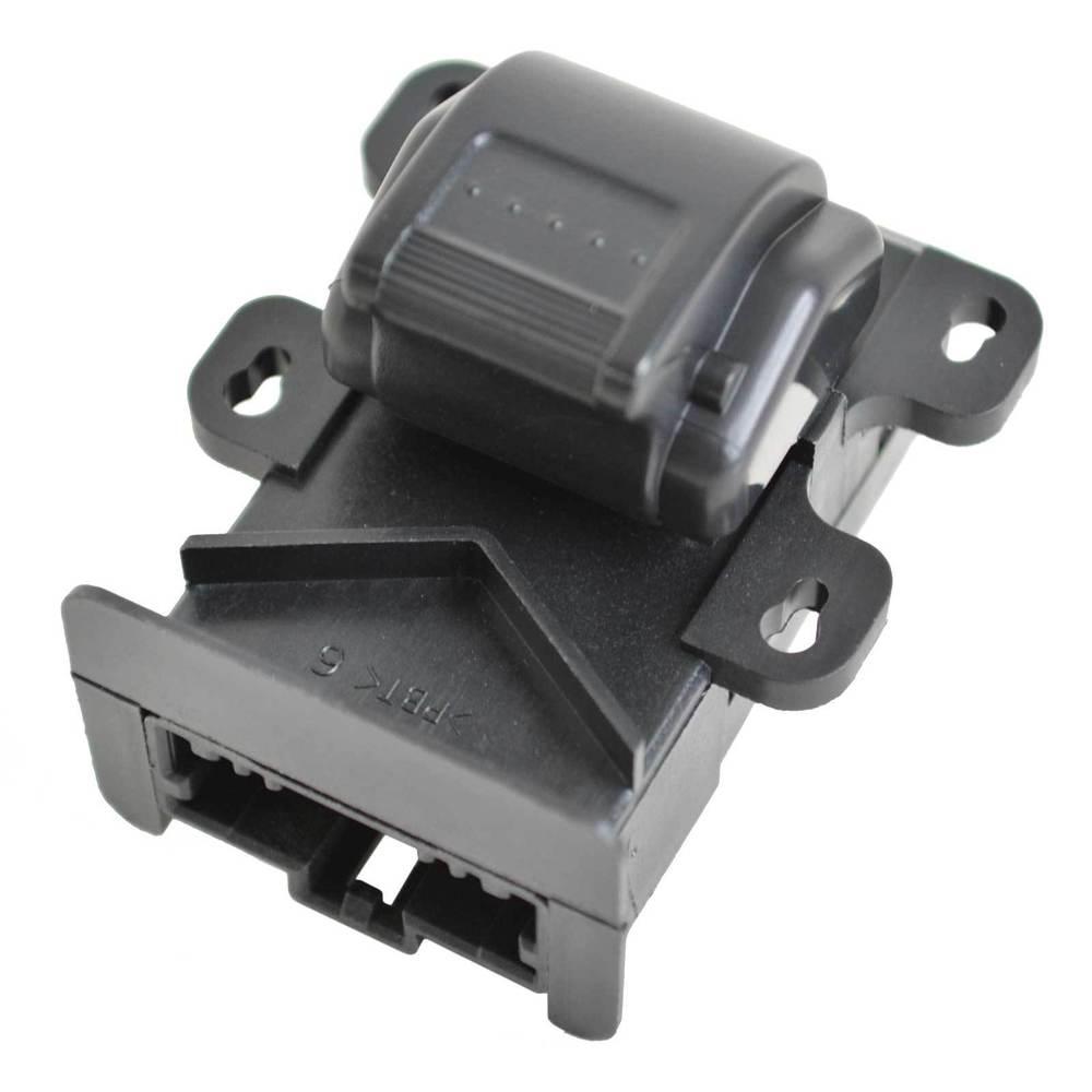 Botao Interruptor Vidro Eletrico Honda Fit 1.4 e 1.5 de 2003 a 2008 Dianteiro e Traseiro Simples