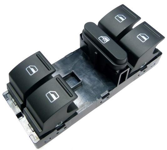 Botao Interruptor Vidro Eletrico Jetta Passat Amarok Tiguan