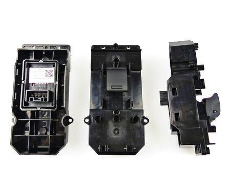 Botao Interruptor Vidro Eletrico New Fit E City Apos 2015 Dianteiro Direito