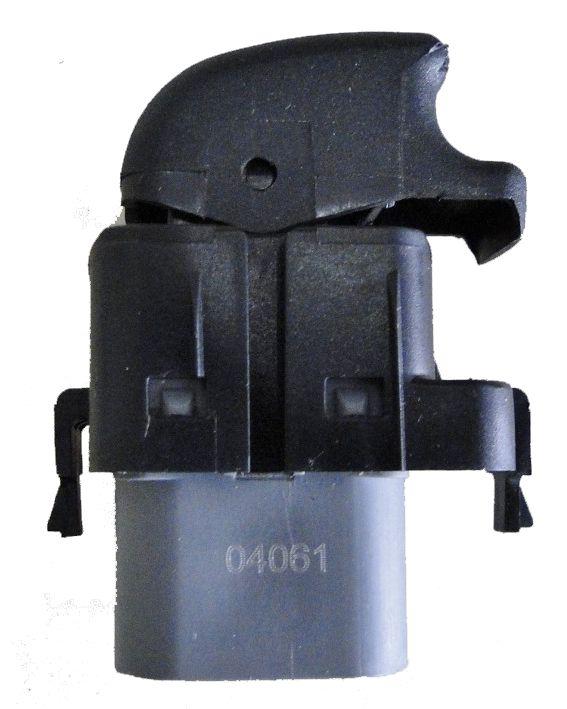 Botao Interruptor Vidro Eletrico Pajero Tr4 2.0 16v de 2002 à 2015 -  Simples Direito