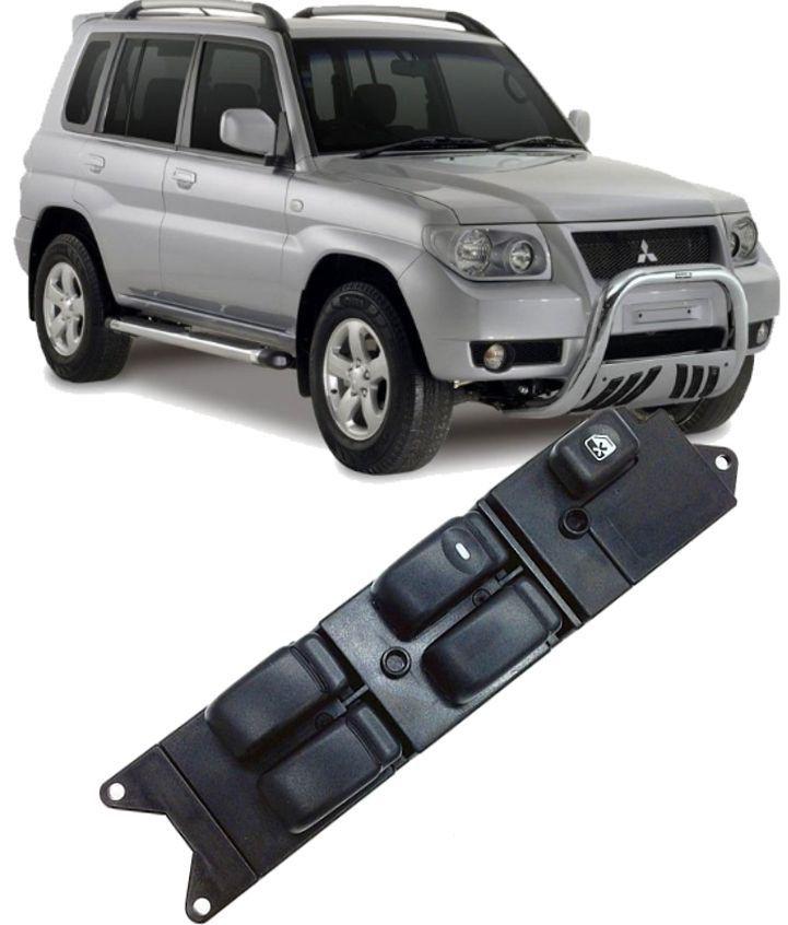 Botao Interruptor Vidro Eletrico para Mitsubishi TR4 Codigo MR732118