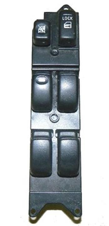 Botao Interruptor Vidro Eletrico Quadruplo Mitsubishi Outlander Lancer e ASX