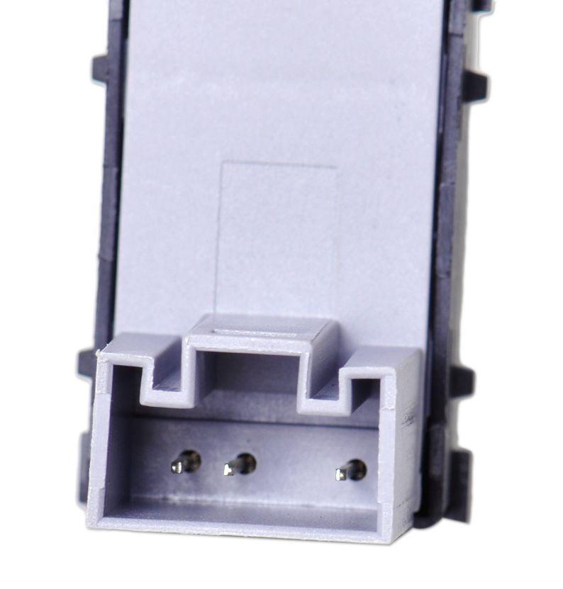 Botao Interruptor Vidro Eletrico Simples Jetta Passat Amarok Tiguan