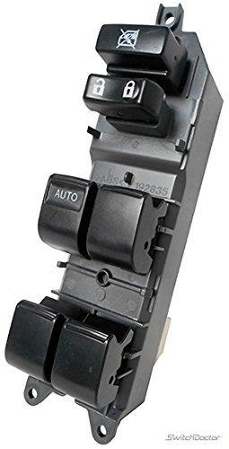 Botao Interruptor Vidro Eletrico Toyota Rav4 2.4 16V de 2006 a 2012