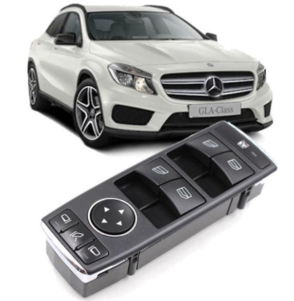 Botao Interruptor Vidro Eletrico Vidro Mercedes ML350 ML500 ML63 G500 G550 C63 Glk 220 280 1669054400