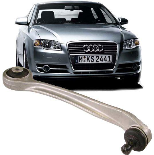 Braco Oscilante de suspensao Passat  Audi A4 e  A6 Superior Reto Esquerdo Motorista
