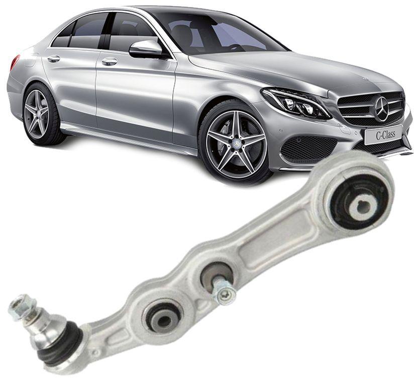 Braço Superior Reto Direito Mercedes C180 C200 C250 GLC250 de 2015 à 2019