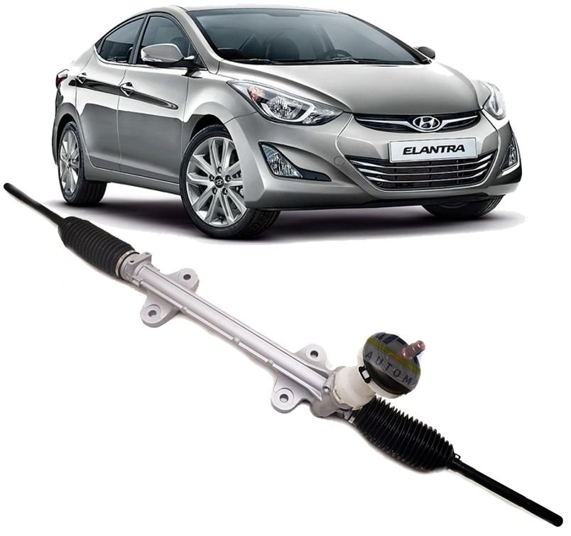Caixa De Direcao Eletrica Hyundai Elantra de 2011 a 2015 - 565003X003