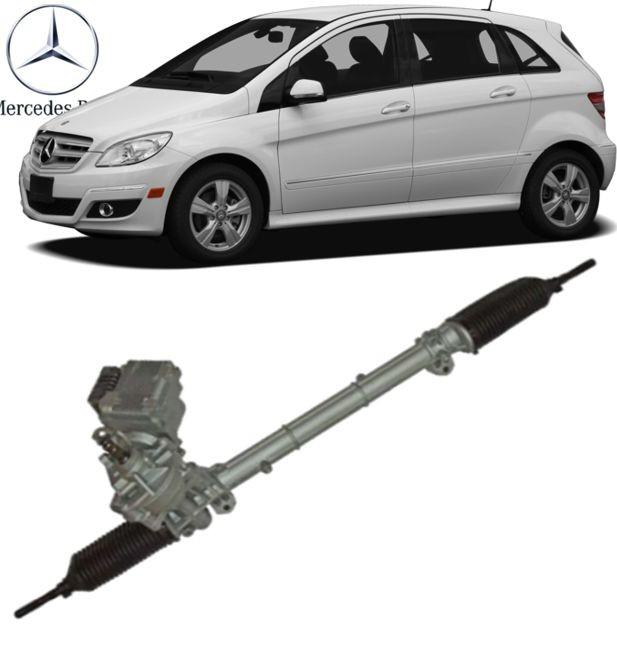 Caixa De Direção Elétrica Mercedes Benz B200 e B180 de 2006 à 2016
