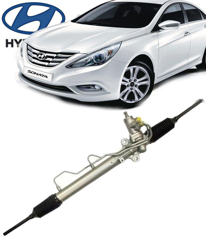 Caixa De Direcao Hidraulica Azera 3.0 V6 Apos 2012 Sonata 2.4 Apos 2011 57700-2T130