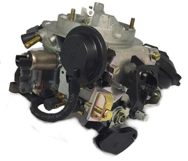 Carburador 2E Chevette e Chevy 1.6 Apos 1991 a Gasolina Solex Brosol