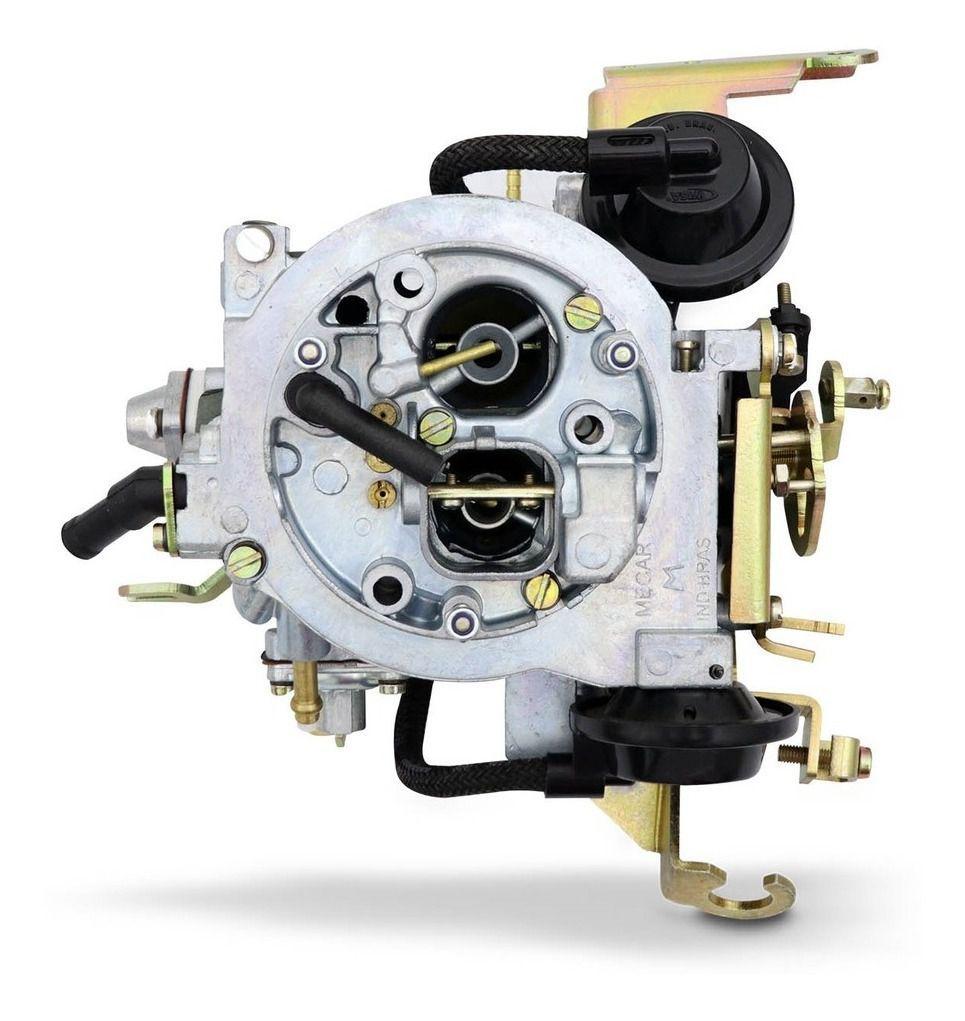 Carburador 2E Escort e Pampa motor AP 1.8 a Gasolina MECAR