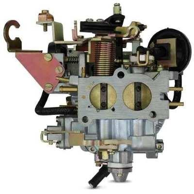 Carburador 2E Escort Pampa Gol Voyage Santana Motor AP 1.6 ou AP 1.8 à Alcool Solex Brosol