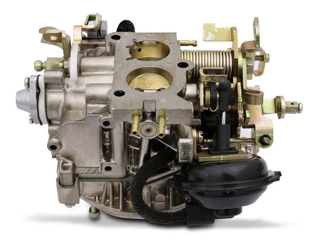 Carburador Brosol Solex 2E Ford Pampa Escort Motor Ap 1.8 Álcool