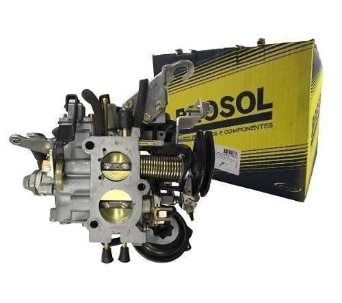 Carburador 2E Gol GT GTS Santana Parati Saveiro Voyage AP 1.8 à Gasolina Original Solex Brosol