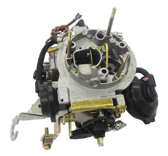 Carburador 3E Santana Quantum Versailles Royalle 2.0 Gasolina Solex Brosol