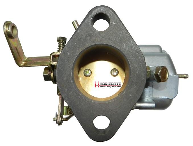 Carburador C10 C14 C15 Veraneio Motor 261 6cc Dfv 228 Novo