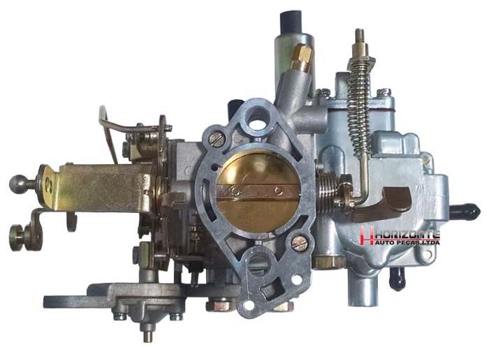 Carburador Chevette Chevy Marajo 1.6 Gasolina Simples Solex Brosol