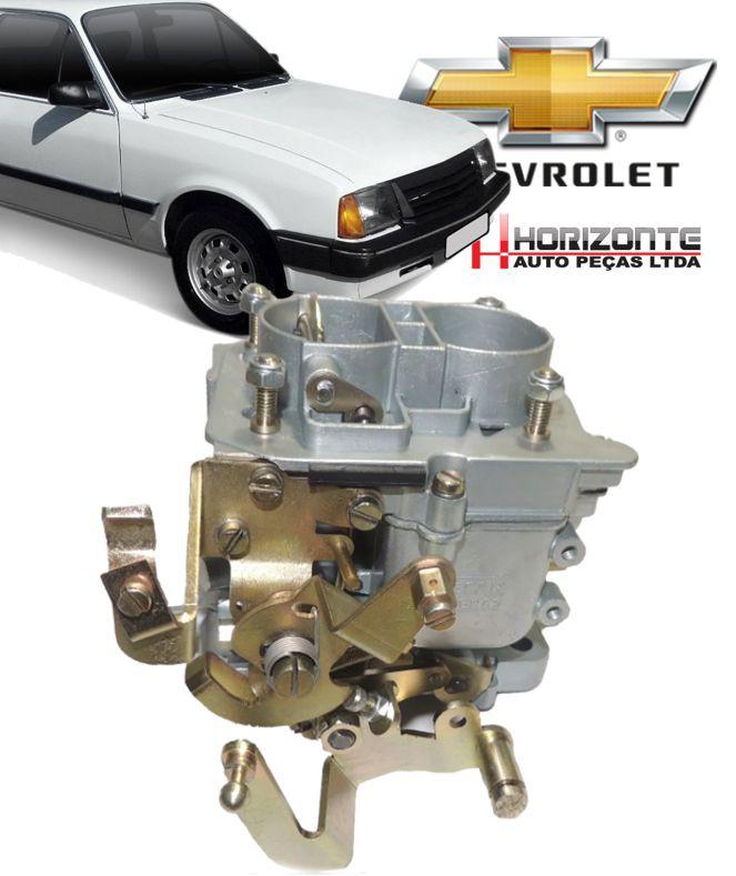 Carburador Chevette Chevy Marajo CHT 1.6 a Gasolina