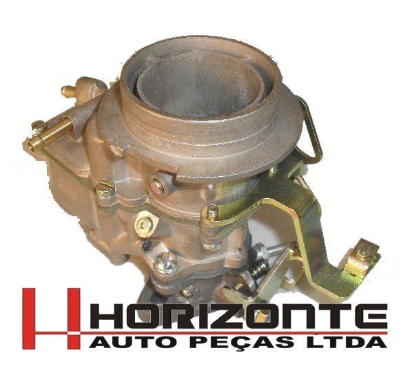 Carburador Corcel 2 Belina 2 Del Rey 1.6 a Alcool Modelo Weber Dfv 228 Novo