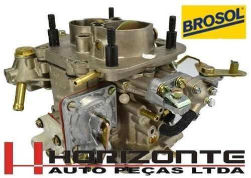 Carburador Escort Del Rey Pampa Belina BLFA CHT 1.6 Alcool Solex Brosol