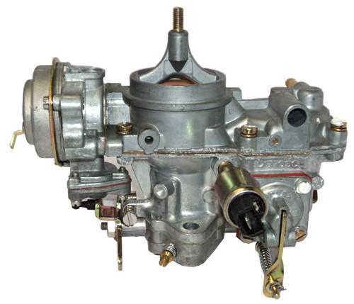 Carburador Fusca Brasilia Kombi 1600 à Gasolina Solex BROSOL - Direito