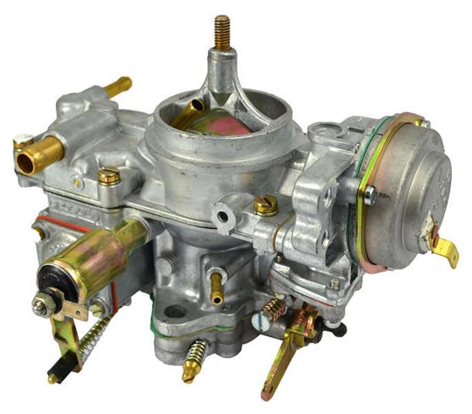 Carburador Fusca Itamar 1600 à Gasolina de 1993 à 1996 Solex BROSOL - Esquerdo