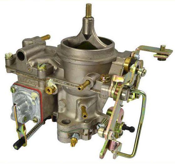 Carburador Gol e Saveiro refrigeracao a ar Motor 1600 a alcool Solex Ld Esquerdo