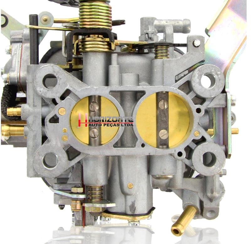 Carburador Gol Parati Saveiro Voyage BLFA CHT 1.6 Gasolina Solex Brosol
