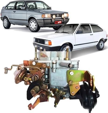 Carburador Gol Saveiro Parati Voyage CHT 1.6 a Gasolina de 1989 a 1996