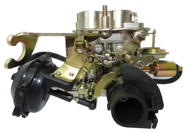 Carburador Gol Voyage Ap 1.6 à Alcool Mini Progressivo C/ Avanço de 1984 à 1988