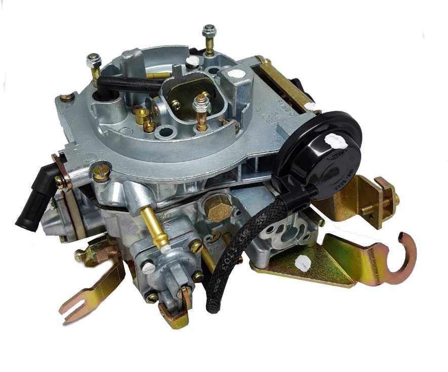 Carburador Gol Voyage Parati Saveiro Logus TLDZ AP 1.6 Gasolina Novo