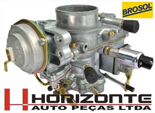 Carburador Kombi 1600 Gasolina de 1982 à 1997 PDSIT/2 Solex Brosol - Direito