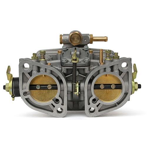 Carburador Modelo Weber 40 IDF Niquelado Gasolina  Novo