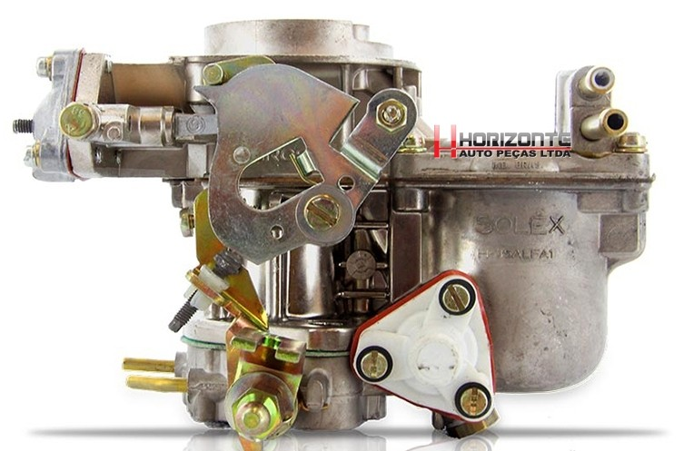 Carburador Monza 1.6 1.8 Simples Solex Brosol H35 Alfa1 Alcool Novo da Solex Brosol