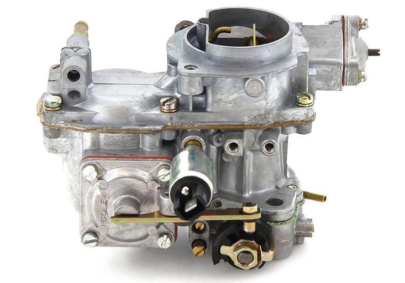 Carburador Monza 1.6 E 1.8 Simples Solex Brosol H-35 Alfa1 A Gasolina Solex Brosol
