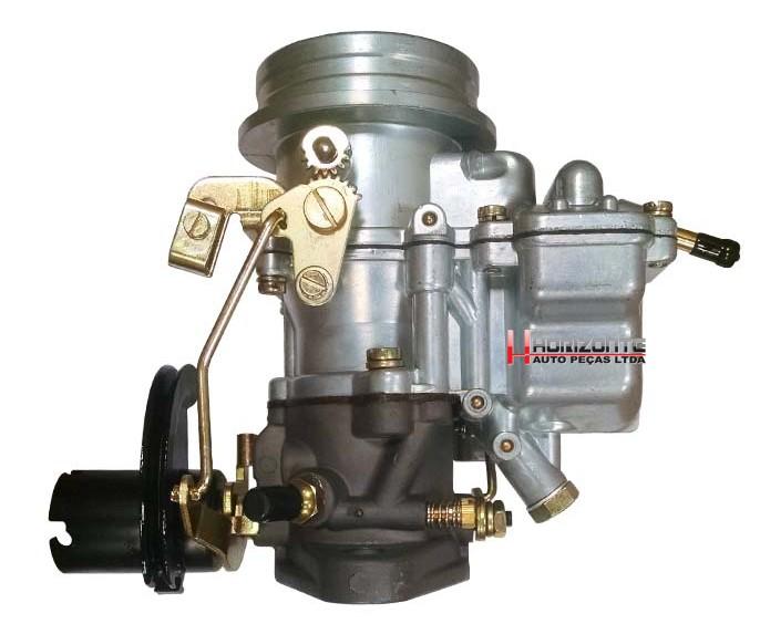 Carburador Opala Caravam Comodoro DFV 228 4cc 6cc  simples a Gasolina