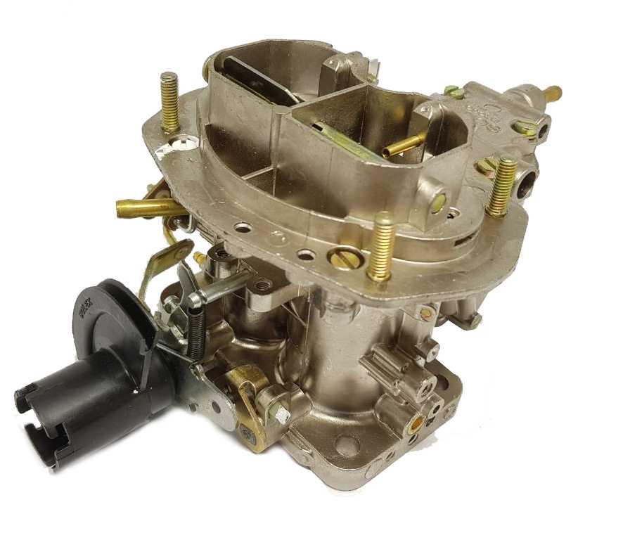 Carburador Opala Caravam H34 SEIE 4cc a Alcool