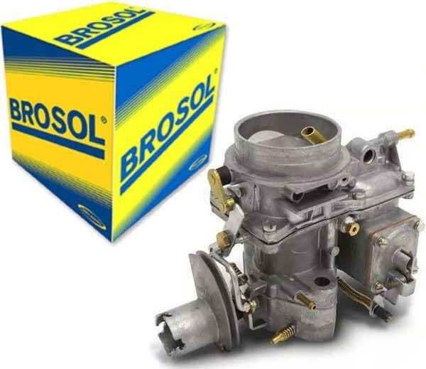 Carburador Opala Caravam H40 Deis 4cc Gasolina DFV Solex Brosol