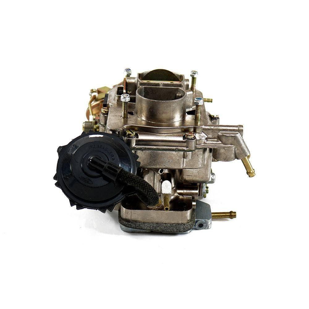 Carburador Uno Fiorino Premio Elba 1.5 Alcool Argentino Duplo Modelo Weber 460 C/ Sistema de aceleracao Bolinha