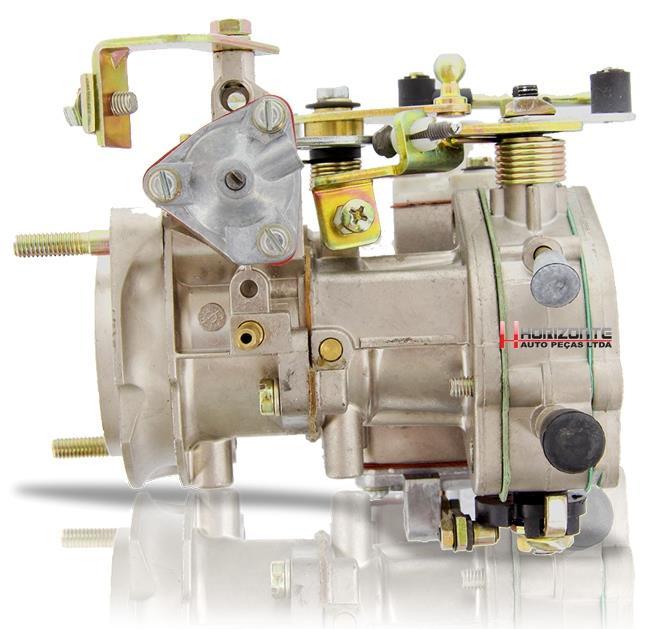 Carburador Uno Premio 147 Oggi 1.3 Solex H35 Alfa1 Alcool Solex BROSOL /88