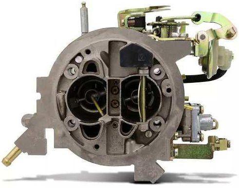 Carburador Uno Premio Elba Fiorino motor 1.6 Weber TLDF Alcool Novo