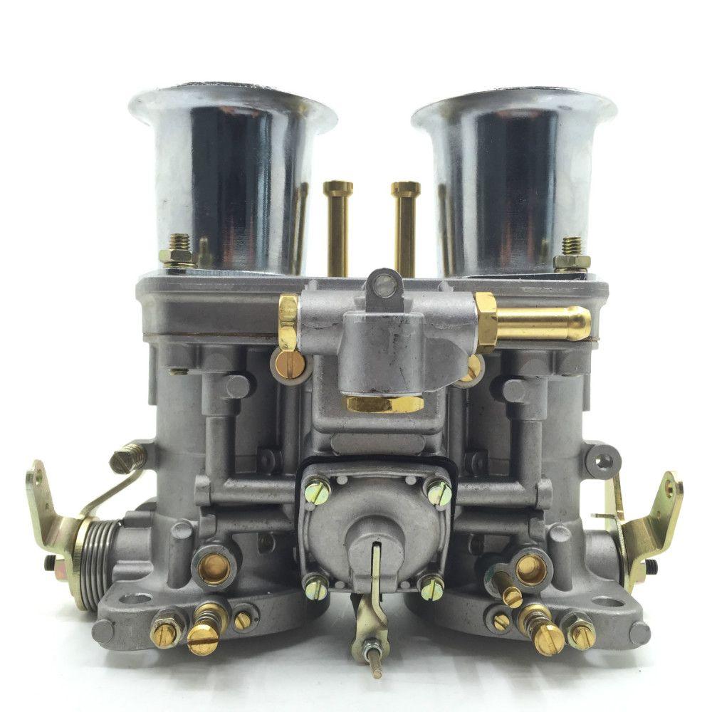 Carburador Weber 44 Idf a Gasolina Com Cornetas