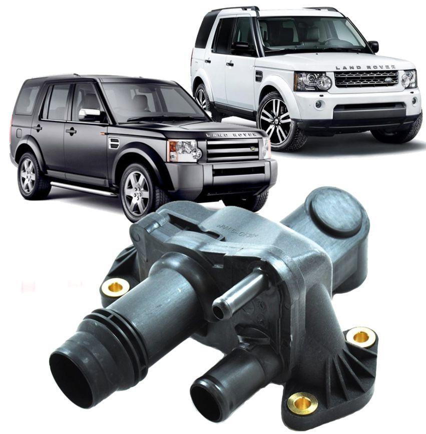Carcaça Cavalete Ligação Saída Água Land Rover Discovery 3 e 4