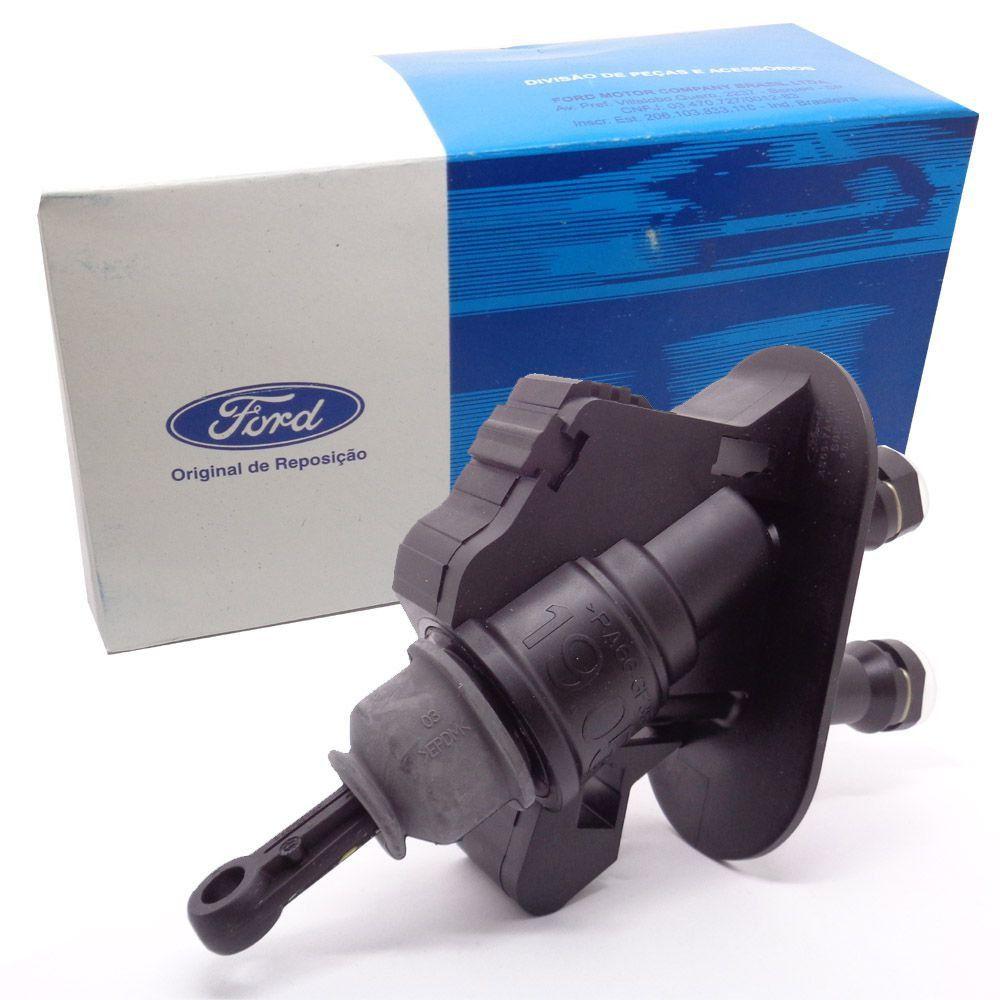 Cilindro Atuador de Embreagem Fiesta Ecosport de 2003 À 2012 Original Ford
