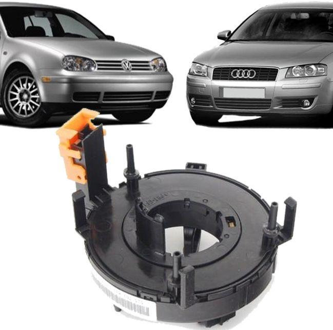 Cinta Airbag Hard Disc Audi A3 A4 Passat Alemao Golf Bora New Beetle 1j0959653E